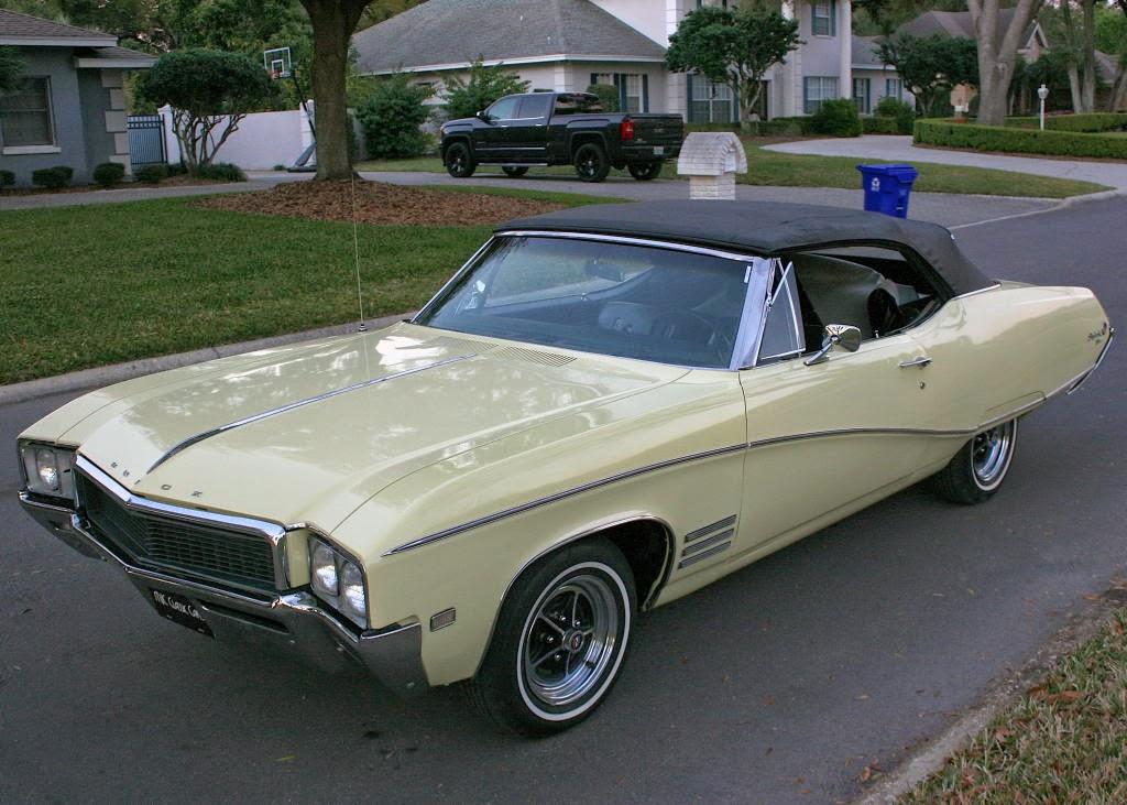 All American Classic Cars: 1968 Buick Skylark Custom 2 ...