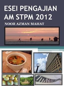 E-Buku Esei Pengajian AM 2012