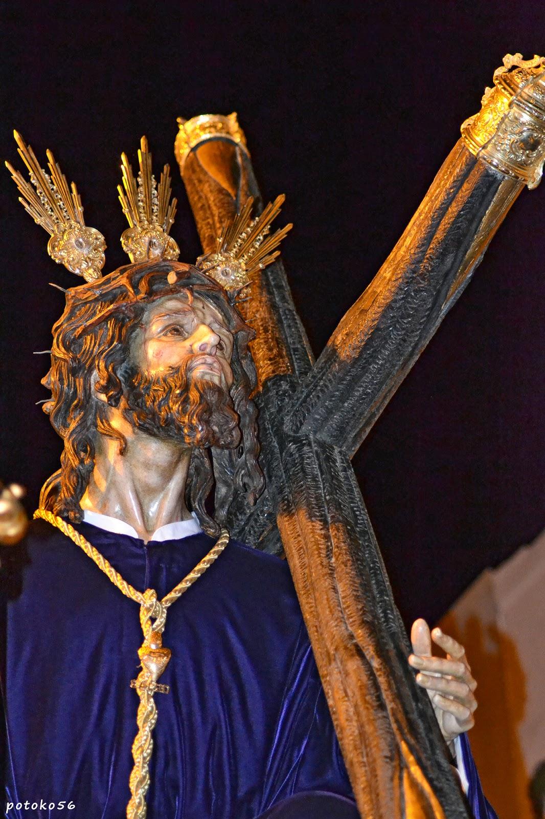 Nuestro Padre Jesús de la Salud en sus Tres Caídas Rota