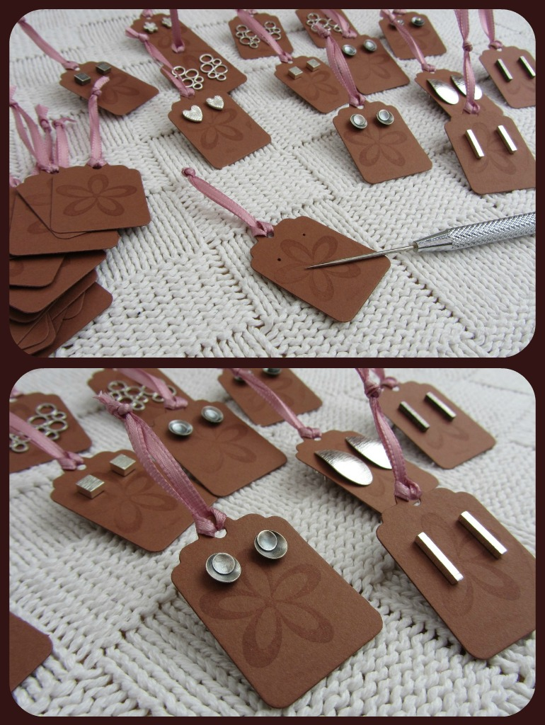 Joanne tinley jewellery tutorial tuesday earring for Crafts to make for sale