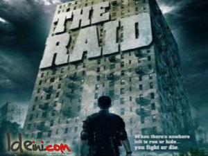Free Download Film The Raid, Sinopsis The Raid