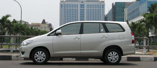 Toyota Kijang Innova G Diesel lebih irit