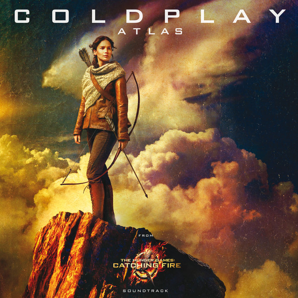 """Coldplay - Atlas (From """"The Hunger Games: Catching Fire"""" Soundtrack) - Single Cover"""