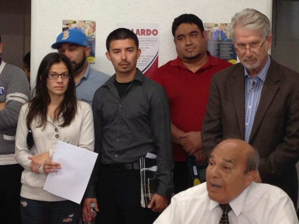 Principled Latino leadership stands with Bennet Kayser against CCSA's scurrilousness