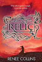 book cover of Relic by Renee Collins
