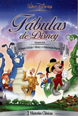 Fabulas de Disney Volumen 6 – DVDRIP LATINO