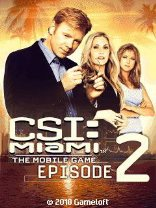 CSI Miami Episode 2 Logo