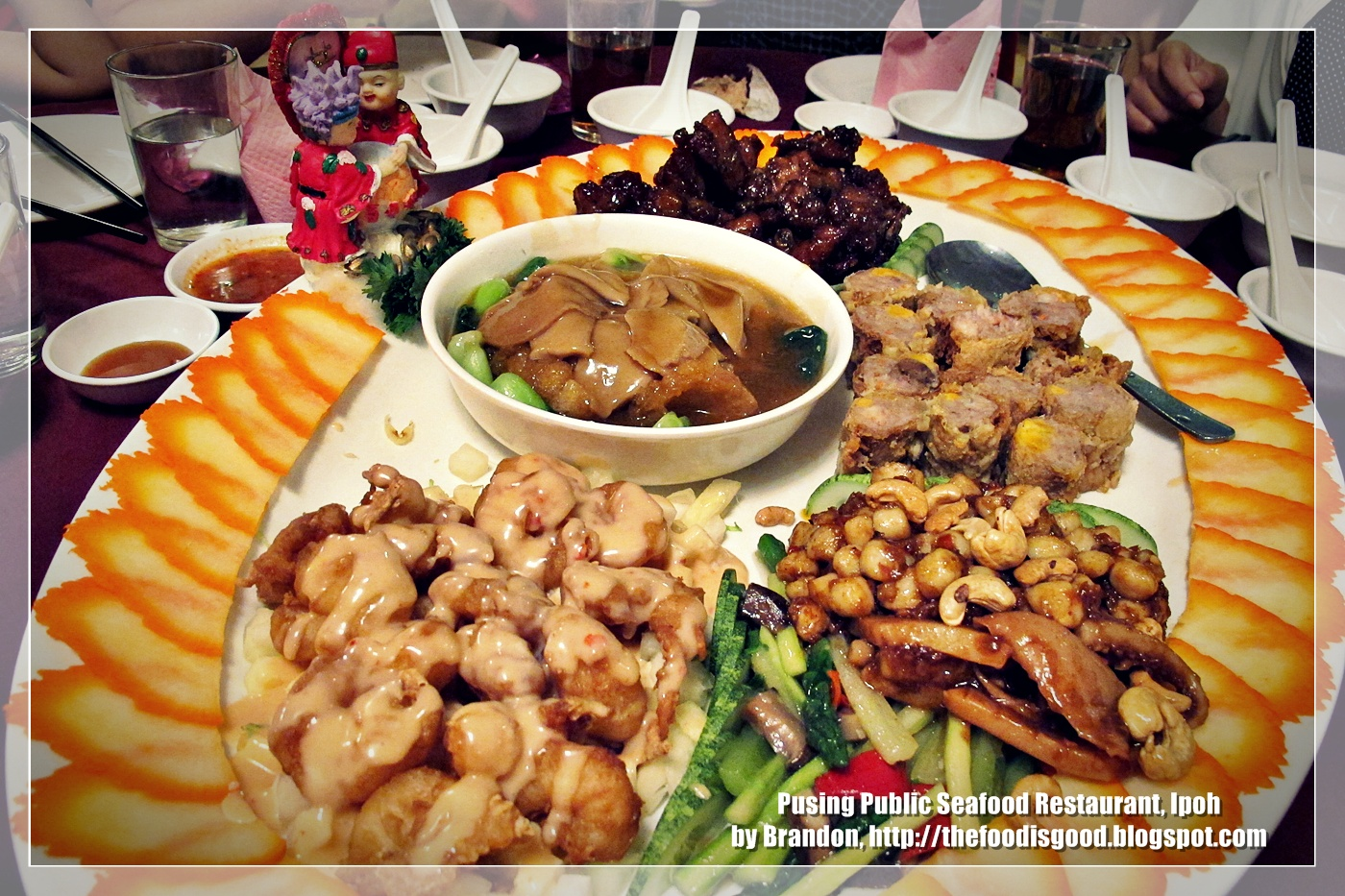 Its As If We Have 5 Full Course Meals In 1 This Is What And How Any Platter Should Look Like Beat Restaurants Penang Kl
