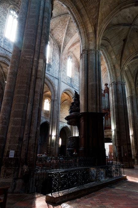 Saint-Maximin-la-Sainte-Baume Basilica