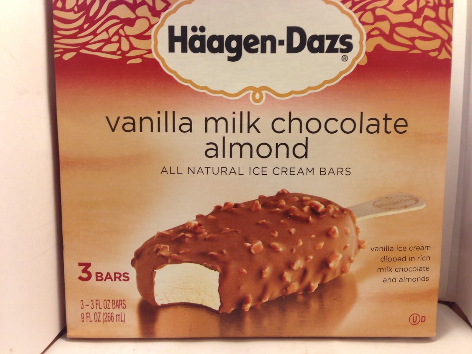 Chocolate Covered Ice Cream Bar Nutrition