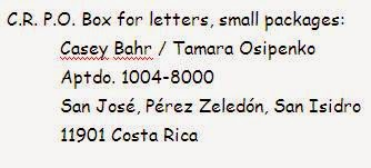 image of our costa rica p.o. box address