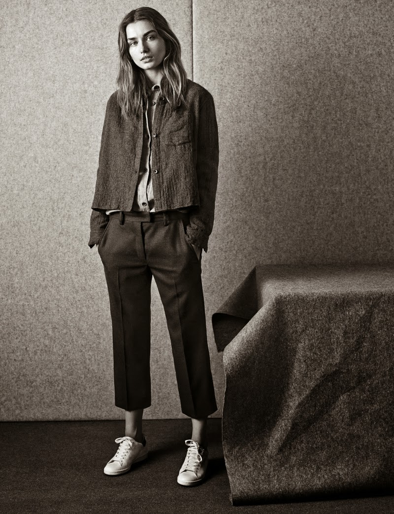 Lookbook Isabel Marant pre-fall 2014