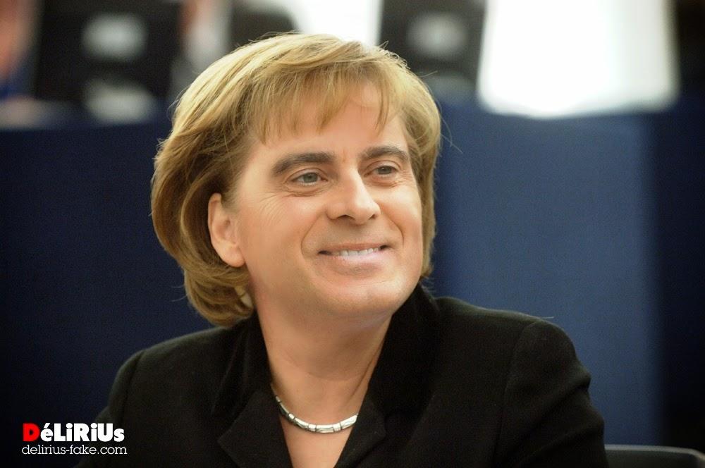 Manuel Valls veut ressembler à Merkel