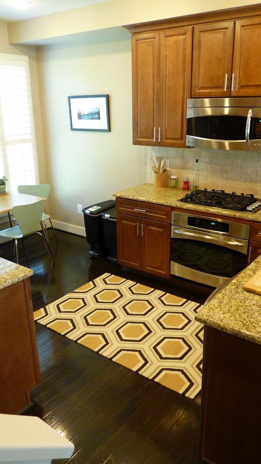 Kitchen Carpet Flooring Oriental Rugs In The Kitchen Finished Bamboo Tile Flooring And