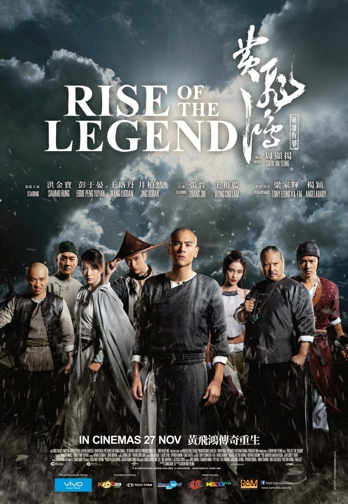 Rise of the Legend – Legendado (2014)