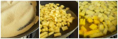 pineapple kesari recipe4