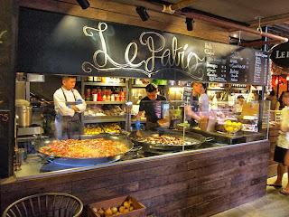 Paella - Pasar Bella, Old Turf Club Bukit Timah