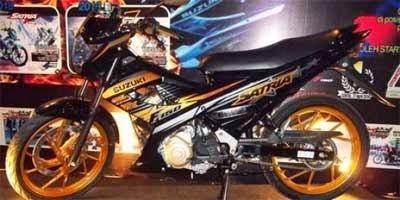 Suzuki Satria F150 Blackfire II