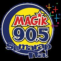 Magik 905 Cauayan logo