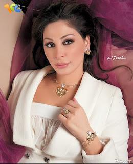 Lebanese Singer Elissa Khoury