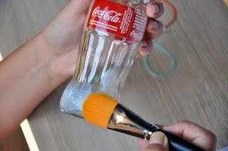 Como Decorar Botellas De Vidrio Con Estambre Solountip Com