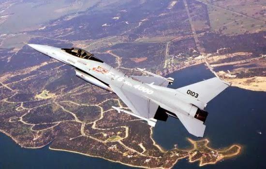 F-16 ke 4.000 yang dikirimkan ke Mesir