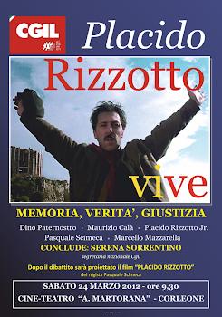 Rizzotto vive! Sabato 24 marzo, manifestazione a Corleone