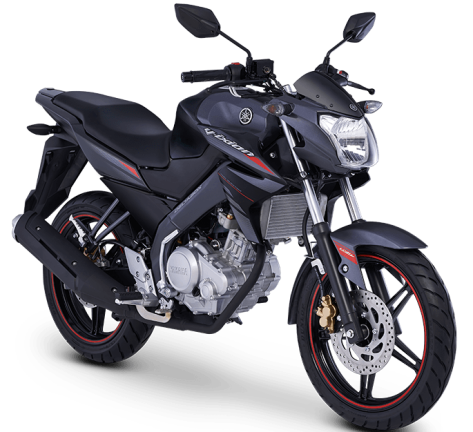 Warna dan striping baru Yamaha New Vixion Lightning 2014 sudah nangkreng di situsnya yamaha Indonesia . . . sudah ada di Medan nih ?
