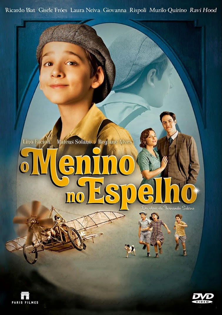 O Menino no Espelho – Nacional (2014)
