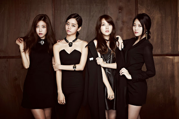 Girl's Day I Miss You Concept 2014
