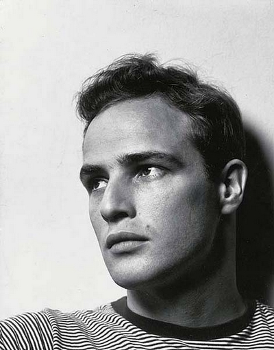 Marlon Brando Photography by Philippe Halsman