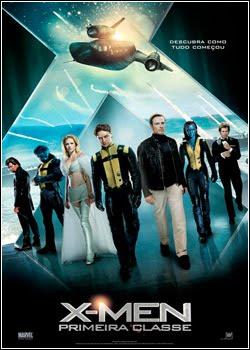 X Men : Primeira Classe   Dublado