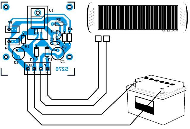r gulateur de charge universel schema electronique net. Black Bedroom Furniture Sets. Home Design Ideas