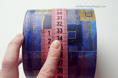 Обтягиваем коробку тканью мастер-класс