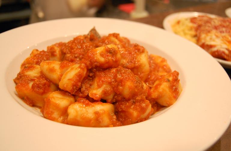 ROSTI TUSCAN KITCHEN: Handmade Gnocchi with Beef Ragu Sauce