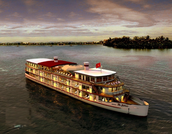 Vietnam boat and cruise tours