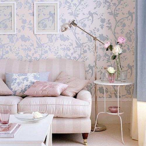 Girls Vintage Bedroom Contemporary Fabric Sofas: Bia Nicastro: Dicas Do Arquiteto: Estampa Floral, Vintage