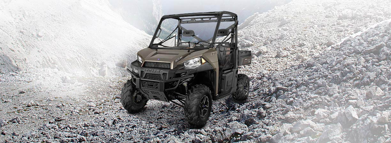 The RANGER XP® 900 Bronze Mist Limited edition