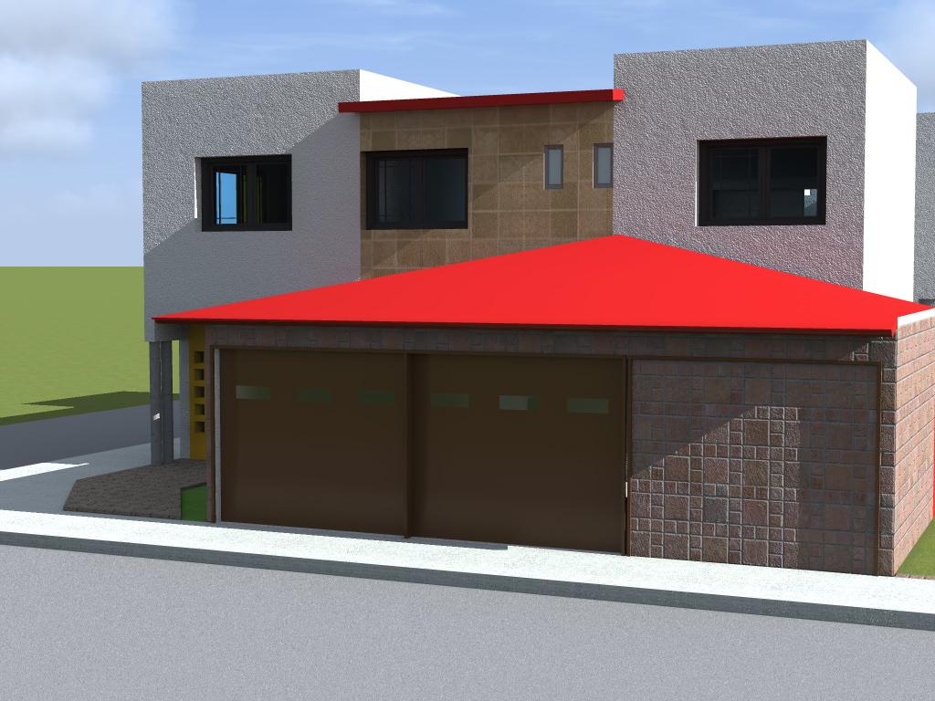 Proyectos arquitect nicos casa habitaci n proyecto v semestre for Proyecto casa habitacion minimalista