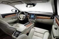 Volvo S90 T6 (2016) Interior
