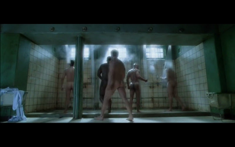 First one 50 cent naked shower that's