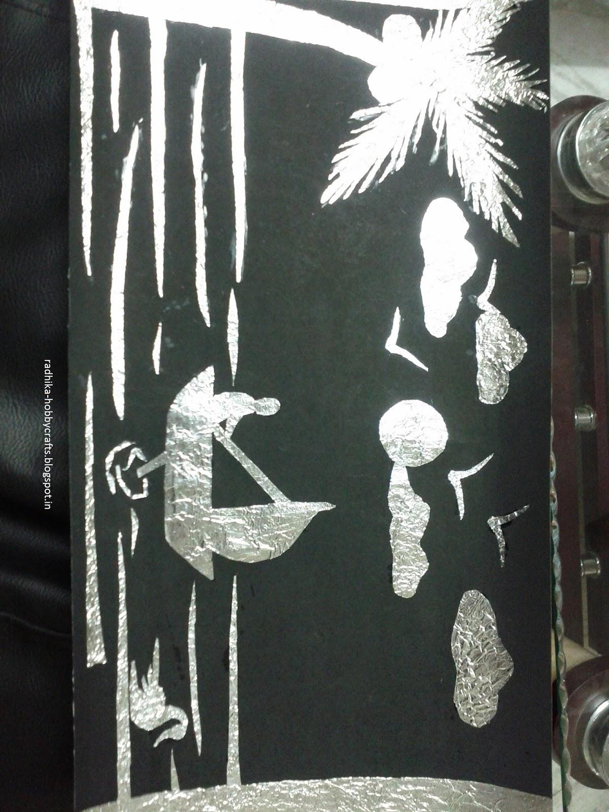 Share Asian canvas foil art consider, that