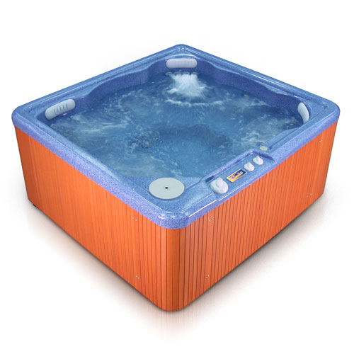 Hot tub reviews and information for you 4 person hot tub for Types of hot tubs