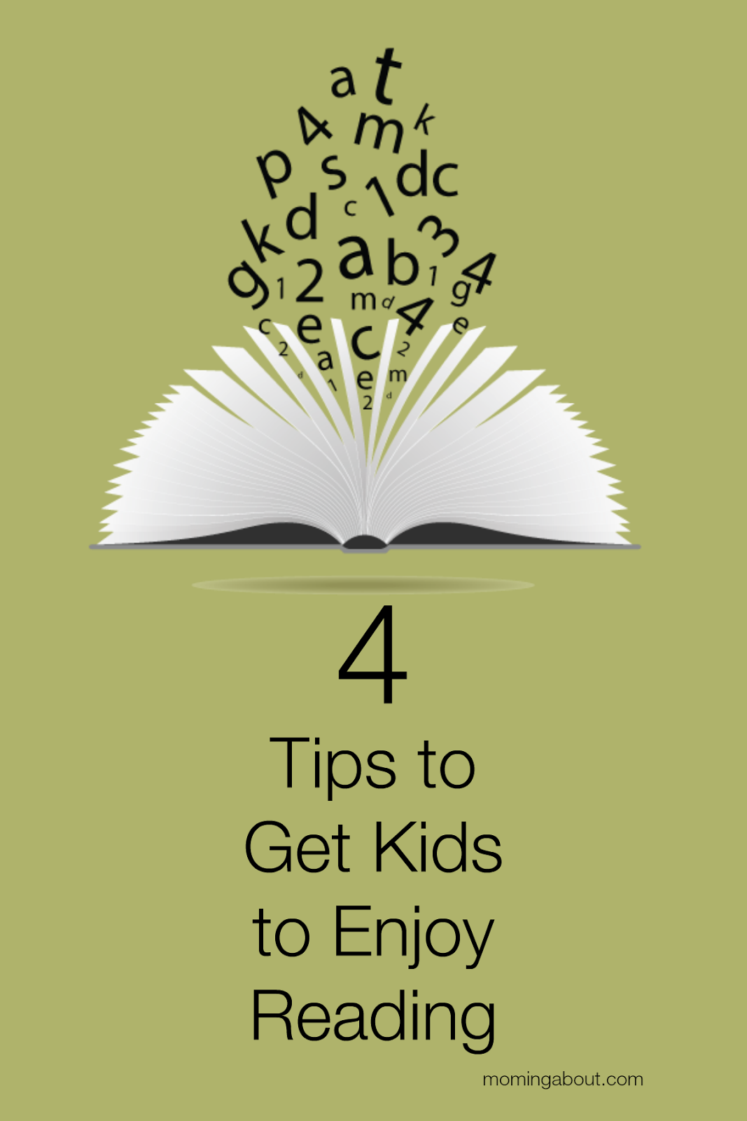 Tips to Get Kids to Like Reading