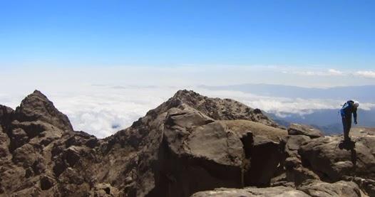 Escalada en el Volcán Pichincha