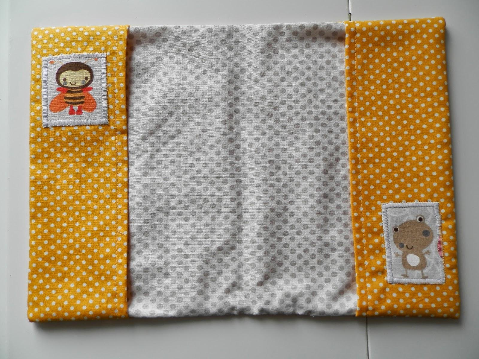 Coton et Création : Protège carnet de santé