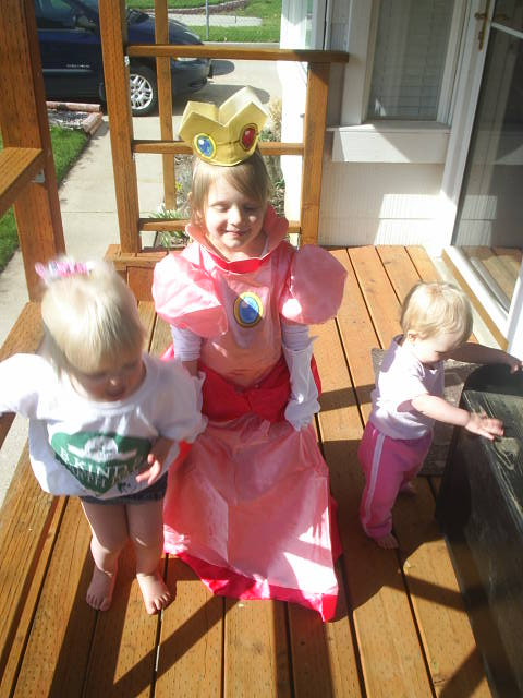 We so often in our society associate the word cheap with poor quality. The Costume Super Center offers cheap halloween costumes that are also well made and ...  sc 1 st  Home Maid Simple & Princess Peach Costume   Home Maid Simple