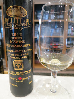 Pillitteri Gewürztraminer Reserve Icewine 2012 - VQA Niagara-on-the-Lake, Niagara Peninsula, Ontario, Canada (90+ pts)