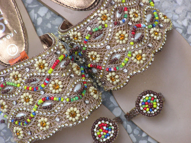 Detail of the Shoe