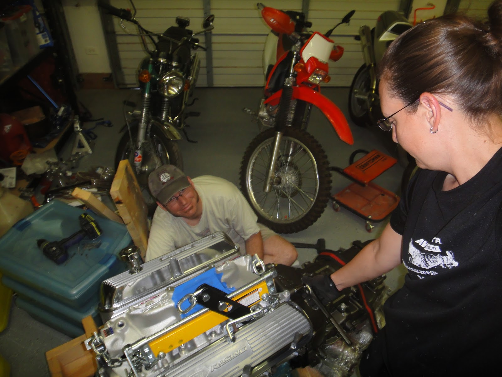 The Wrenchette  A Girl Builds a Roadster